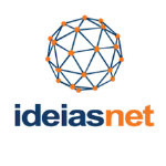 Logotipo para IDEIASNET ON